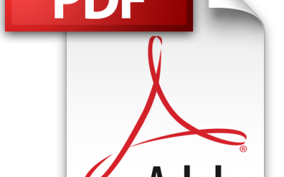 Best Practices with PDFs