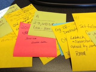 Sticky Notes – Friend or Foe?