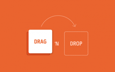 Drag-and-Drop Features in Outlook