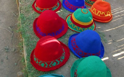 The Art of Wearing Many Different Hats