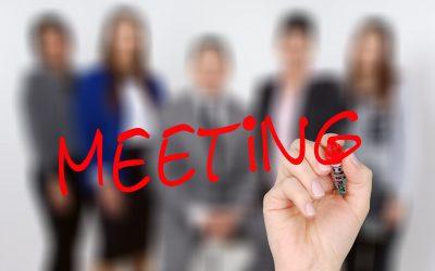 Four Mistakes that Leaders Make in Meetings