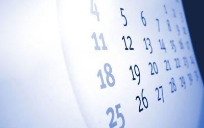 Do You Take Your Calendar for Granted?