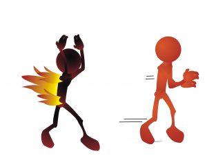 interruptions_persononfire