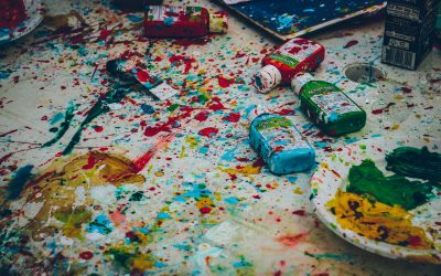 When Productivity Gets Messy