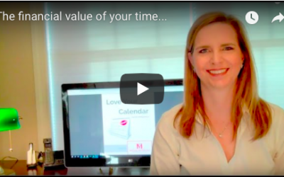The financial value of your time… VIDEO