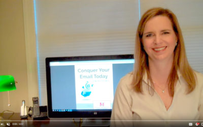 How often should you process email? VIDEO