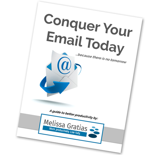 Conquer Your Email Today eBook