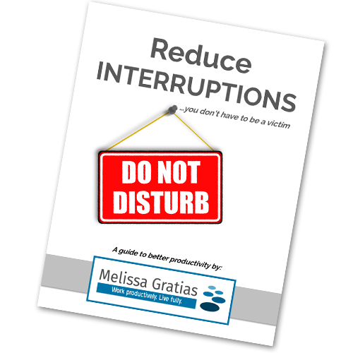 Reduce Interruptions eBook