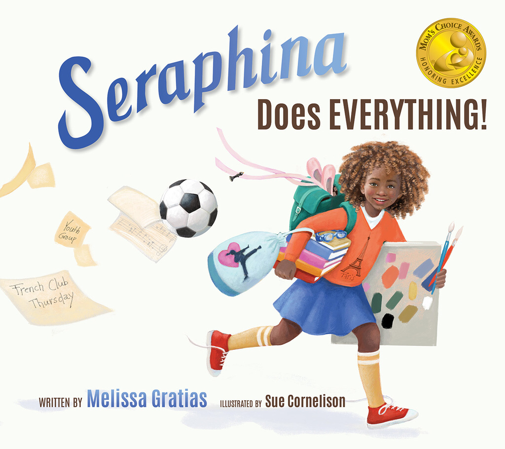 Seraphina Does EVERYTHING!